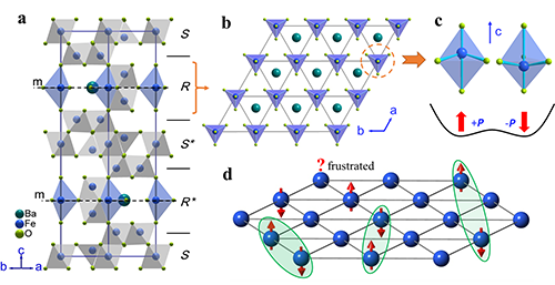 Geometric Frustration Induces Liquid-like Ground state of Electric Dipoles