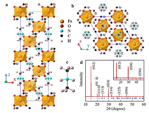 钙钛矿无机-有机杂化材料的磁电耦合研究进展