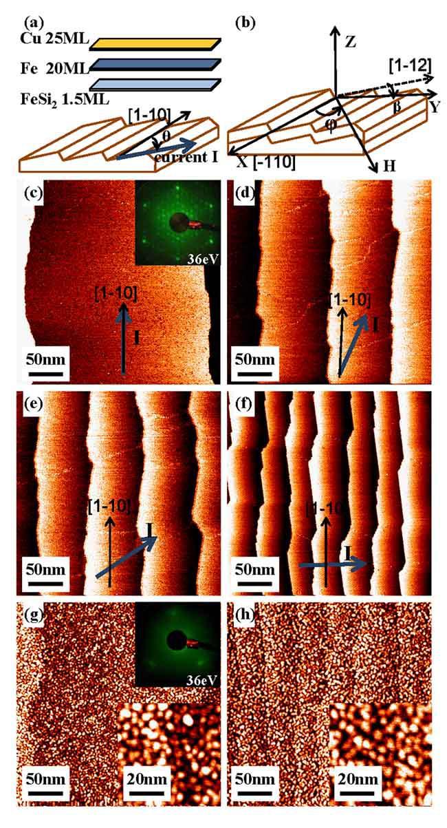 磁性超薄膜各向异性调控方法研究取得新进展