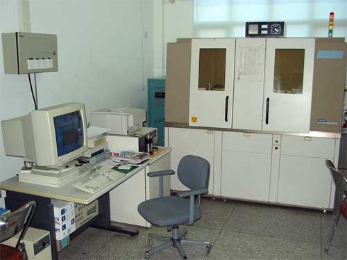理学D/Max-2400大功率粉末X射线衍射仪